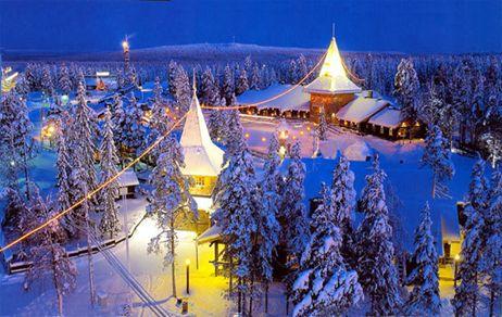 Аренда коттедж новый год финляндия